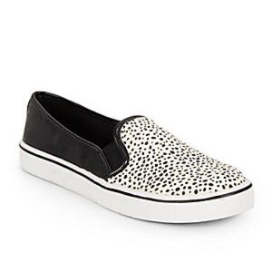 DV by Dolce Vita Sassi Calf Hair Slip-On Sneakers
